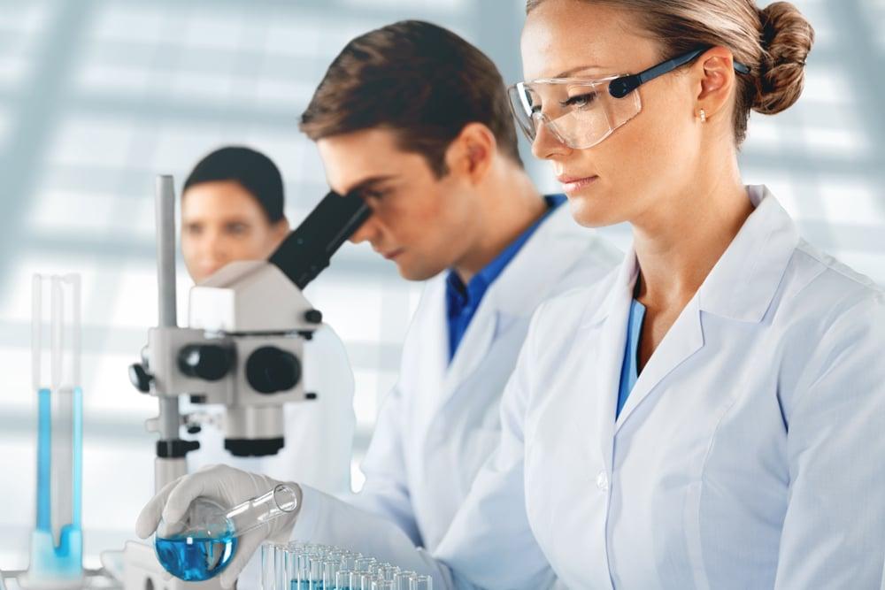 estudante de biológicas